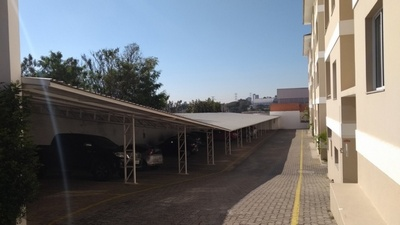 Cobertura em Estrutura Metálica Residencial Vila Amélia - Estrutura Metálica Residencial