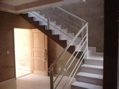 Corrimão para Escada Preço Jardim Betânia - Corrimão Alumínio para Escada