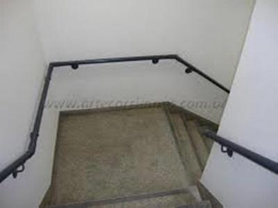 Corrimão para Hospital Jardim Árvore Pilungo - Corrimão para Escada Externa