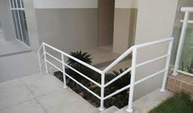 Corrimão para Jardim Preço Jardim Karolyne - Corrimão para Escada
