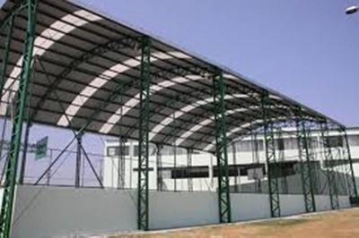 Estrutura Metálica para Cobertura Preço Jardim Gonçalves - Cobertura em Estrutura Metálica