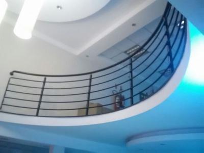 Guarda Corpo de Ferro para Sacada Jardim Mirante dos Ovnis - Guarda Corpo de Ferro para Escada