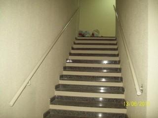 Orçamento de Corrimão para Escada Nova Votorantim - Corrimão para Condomínio