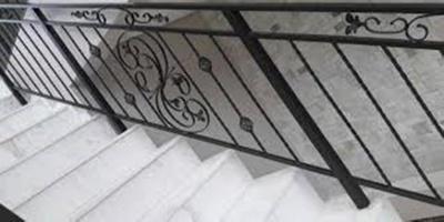 Quanto Custa Corrimão Ferro Forjado Jardim Maria Lúcia - Corrimão para Escada Externa