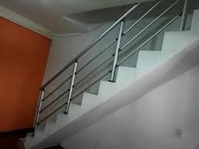 Quanto Custa Corrimão Inox para Rampa Horto Florestal - Corrimão para Escada Externa