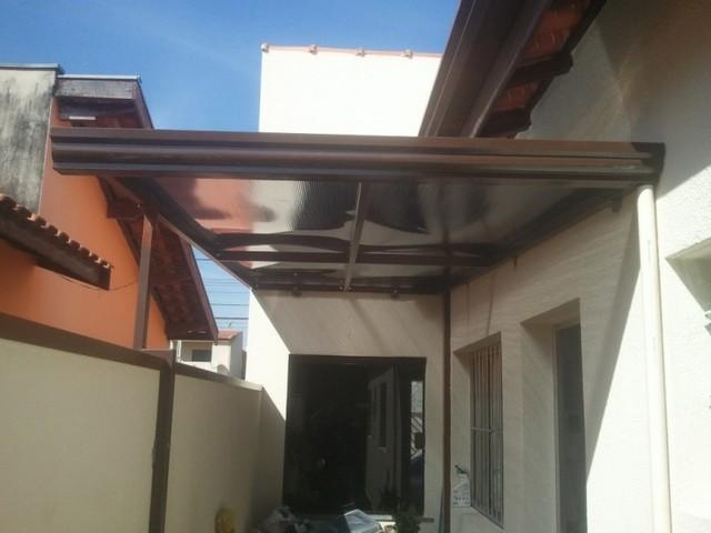 Quanto Custa Estrutura Metálica para área de Lazer Jardim Maria Lúcia - Cobertura em Estrutura Metálica