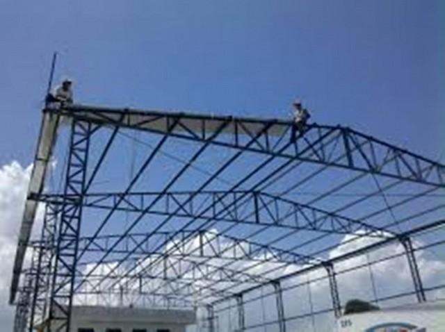 Quanto Custa Estrutura Metálica para Cobertura Jardim Nova Esperança - Cobertura em Estrutura Metálica para Galpão