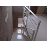 corrimãos para escada Vila Excelsior