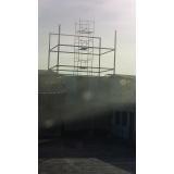 estrutura metálica industrial preço Parque Campolim