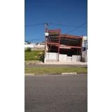 estrutura metálica para galpão preço Parque Santa Márcia