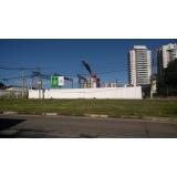estrutura metálica para galpão Jardim Gutierrez