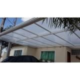 estrutura metálica para telhado residencial preço Pro-Morar