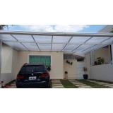 estrutura metálica residencial preço Parque Três Meninos