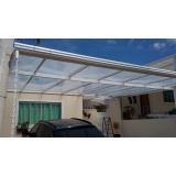estruturas metálicas para telhados residenciais Jardim Iguatemi