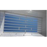 grade de proteção de escada preço Jardim Icatu II