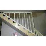 grade de proteção de escada Jardim Santa Marcia