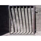 grade de proteção de ferro Parque das Laranjeiras