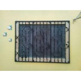 grade de proteção para janelas Jardim Califórnia