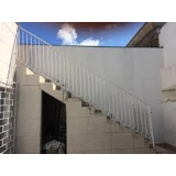 grades de proteção de escada Jardim Árvore Pilungo