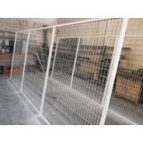 grades de proteção industrial Vila Florinda