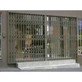 grades de proteção para porta Jardim Imperial