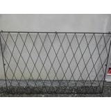 grade de proteção galvanizada