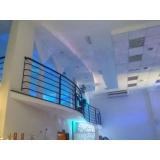 instalação de guarda corpo de ferro para escada Jardim Novo Mundo