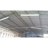orçamento de cobertura em estrutura metálica para galpão Vila Excelsior