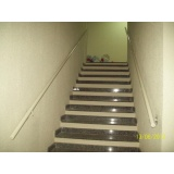 orçamento de corrimão para escada Parque Jataí