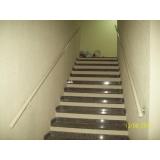 orçamento de corrimão para escada Wanel Ville