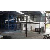 orçamento de estrutura metálica industrial Zona Industrial