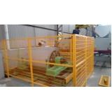 orçamento de grade de proteção industrial Vila Casa Nova