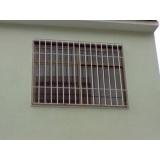 orçamento de grade de proteção para janelas Jardim Bertioga