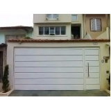 quanto custa portão metálico para garagem Jardim Europa